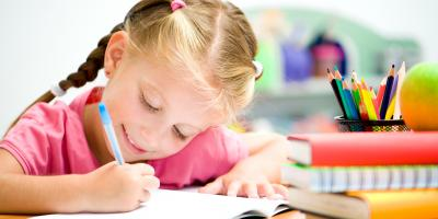 How Parents Can Help Their Preschoolers Learn To Write, Lincoln, Nebraska