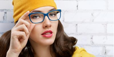 How to Choose the Best Prescription Glasses For Your Face Shape, Brooklyn, New York