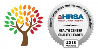 Proud to be a @HRSAgov Health Center Quality Leader, 1, Virginia