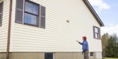 A Brief Guide to Cleaning Your Vinyl Siding, Hooks, Texas
