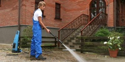 3 Risks of DIY Pressure Washing, Milford city, Connecticut