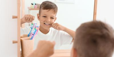 When Is It Safe for Your Child to Start Flossing?, Anchorage, Alaska