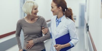 How to Help Seniors Avoid Falls, Mill City, Oregon