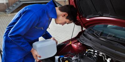 4 Important Fluids for Your Car, Anchorage, Alaska