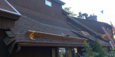5 Signs You Need Post-Storm Roof Repairs, Waterbury, Connecticut