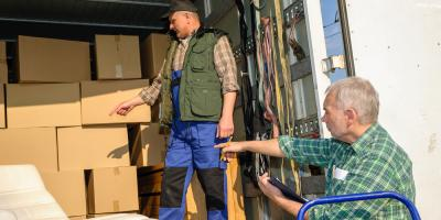 Moving? 5 Ways to Avoid Moving Scams, Puyallup, Washington