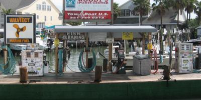 Fuel Discount, Port Aransas, Texas