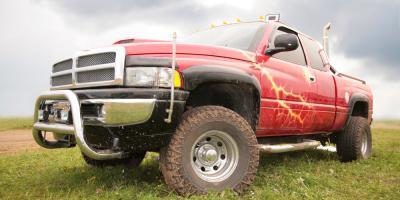 4 Benefits of Driving a Lifted Truck, Puyallup, Washington