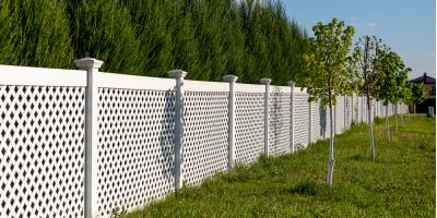 3 Benefits of PVC Fencing, Deep River, North Carolina