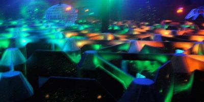 Q-Zar Laser Tag parties are a BLAST!, North Hempstead, New York
