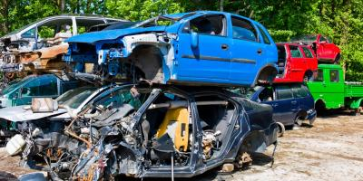 How Does Auto Recycling Work?, Waterford, Connecticut