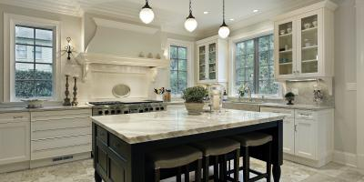 A Guide to Granite & Quartz Countertops, Red Bank, New Jersey