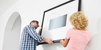 The Do's & Don'ts of Hanging Framed Art, Martinsburg, West Virginia