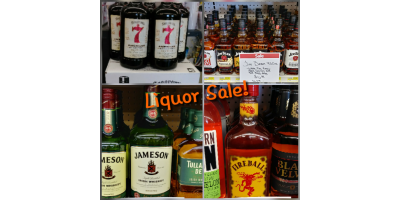 New Liquor Specials!, Bourbon, Missouri