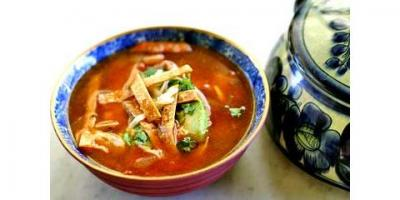 Warm Up This Winter With Delicious Soups From Authentic Mexican Restaurant Rancho Chico, Plainville, Massachusetts