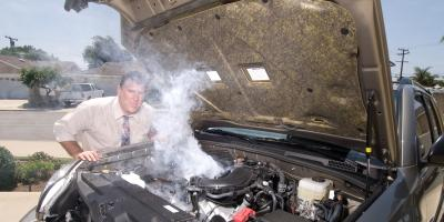 Is It Safe to Drive With a Cracked Radiator?, Meriden, Connecticut