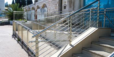 3 Compelling Reasons to Consider Stainless Steel Railings for Your Business, Gates, New York