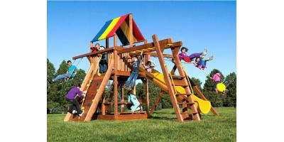 Top 3 Reasons to Choose a Wood Play Set Over a Metal One, Denver County, Colorado