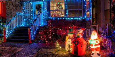 How to Protect Your Home When Away for the Holidays, Randleman, North Carolina
