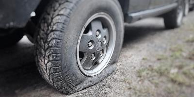 How to Safely Change a Flat Tire, Randolph, New Jersey