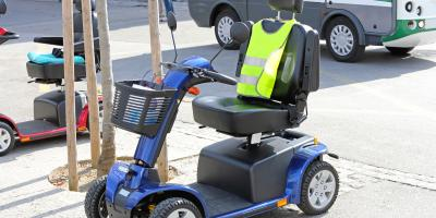 What to Consider When Choosing a Mobility Scooter, Wisconsin Rapids, Wisconsin