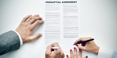 "Prenuptial Agreements: Protection for You Both Before Saying ""I Do"", Clayton, Missouri"