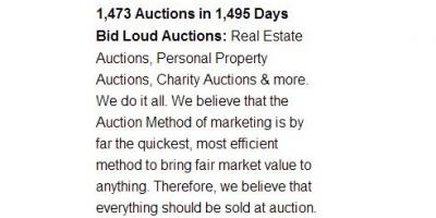 AUCTIONS & OPEN HOUSES THIS WEEKEND, Tulsa, Oklahoma