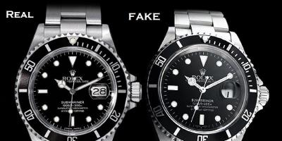 Top 3 Giveaways Of A Fake Rolex, Bridgewater, New Jersey