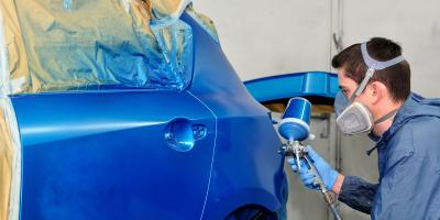 4 Reasons to Get a New Auto Paint Job, Groton, Connecticut