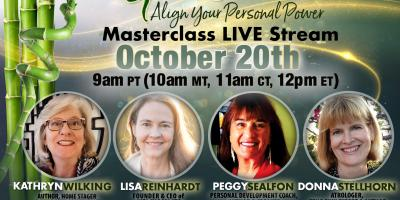 FREE MASTERCLASS - Align Your Personal Power, Naples, Florida