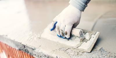 3 Ideas for Decorating Concrete, Manchester, Connecticut
