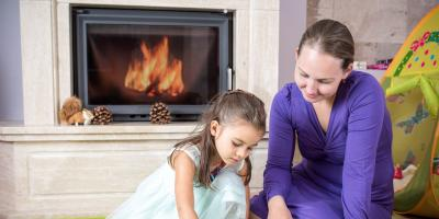 5 Materials to Consider for a Fireplace Surround, Red Bank, New Jersey