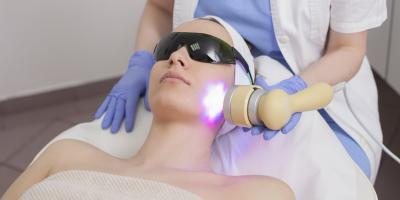 Top 3 Benefits of Red Light Therapy, St. Charles, Missouri
