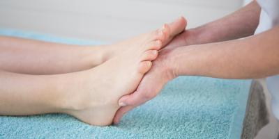 Reflexology Massage: What to Expect at Your First Appointment, Novi, Michigan