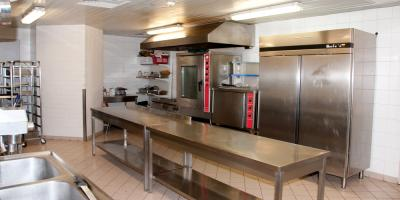 Differences Between Commercial & Residential Refrigeration Equipment, Lathrop, California