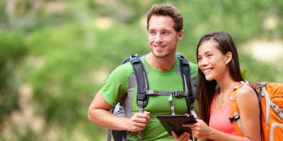 Conquer the Trail With REI's Hiking Project App, Manhattan, New York