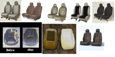New Products for Whitehurst Auto Trim & Upholstery Inc., Dothan, Alabama