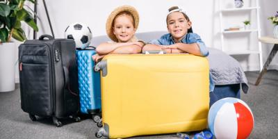 3 Tips to Make Traveling With Small Children a Breeze, Daphne, Alabama