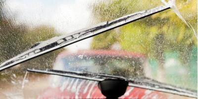 5 Signs It's Time to Replace Your Windshield Wipers, Hilo, Hawaii