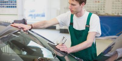 Why Is My Windshield Leaking?, Rochester, New York