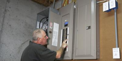 A Residential Electrician Explains How Circuit Breakers Work, Whittier, California