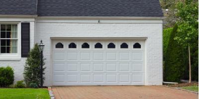 3 Popular Types of Garage Doors, Missouri, Missouri