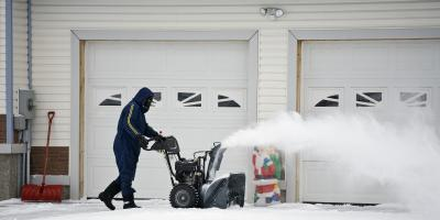 4 Ways to Protect Your Garage Door This Winter, Milford, Connecticut