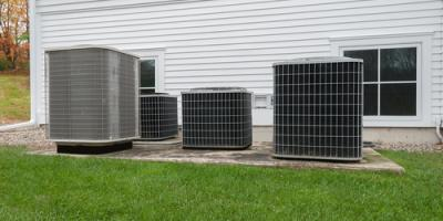 The Purpose of Your Residential HVAC System's Refrigerant, Crockett, Texas