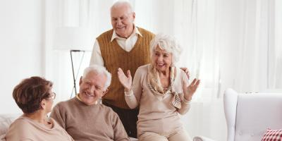 3 Ways Living in Retirement Homes Benefits Seniors During Winter, Ville Platte, Louisiana
