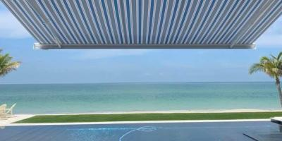 4 Types of Retractable Awnings, Groveland-Mascotte, Florida