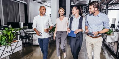 5 Tips to Design a More Productive Workplace, Columbus, Ohio