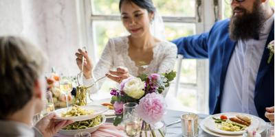 How to Satisfy Every Guest With Your Wedding's Catering Menu, Pelican, Wisconsin
