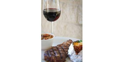 Tuesday night is Rib-eye & 1/2 price wine!, Bon Secour, Alabama