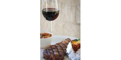 Tuesday Rib-eye Dinner Special & Half-priced select wines!, Bon Secour, Alabama